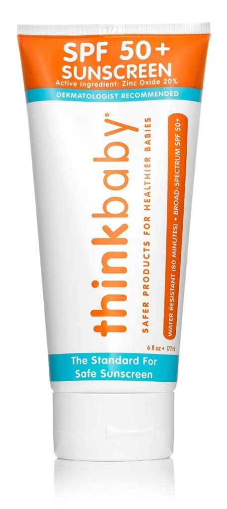 Think Baby Safe Sunscreen SPF - 50+