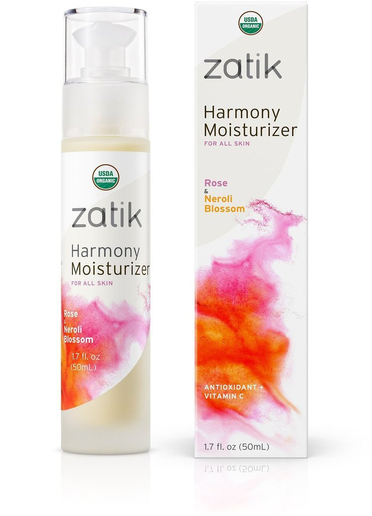 Zatik Rose and Neroli Blossom Moisturizer